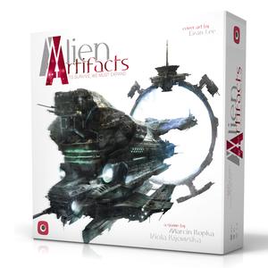 Portal Games ALIEN ARTIFACTS