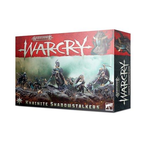Games Workshop WARCRY: KHAINITE SHADOWSTALKERS