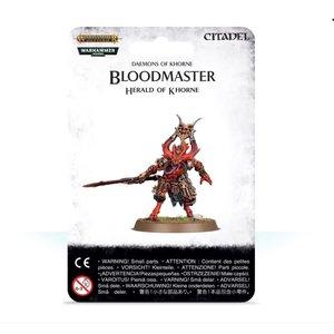 Games Workshop DAEMONS BLOODMASTER