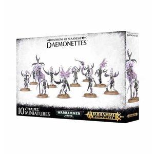 Games Workshop DAEMONS DAEMONETTES