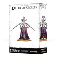 DAEMONS KEEPER OF SECRETS