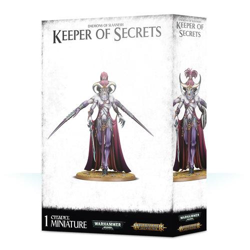 Games Workshop DAEMONS KEEPER OF SECRETS