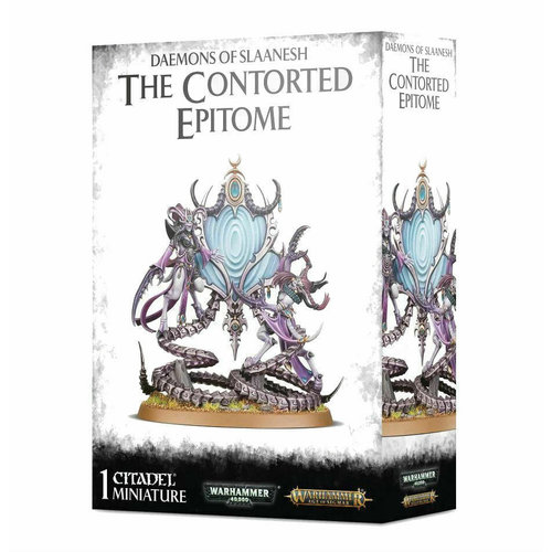 Games Workshop DAEMONS THE CONTORTED EPITOME