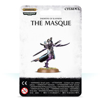 DAEMONS THE MASQUE