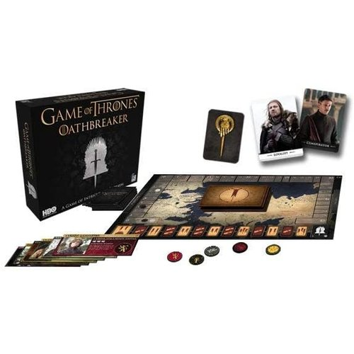 Renegade Games Studios GAME OF THRONES: OATHBREAKER