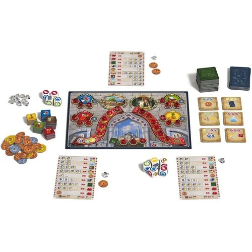 Alderac Entertainment Group ISTANBUL THE DICE GAME