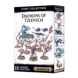 Games Workshop START COLLECTING: DAEMONS OF TZEENTCH