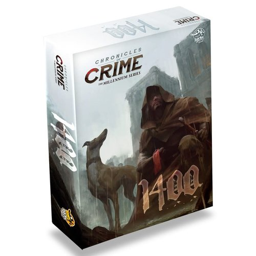 Lucky Duck Games CHRONICLES OF CRIME: THE MILLENNIUM SERIES: 1400