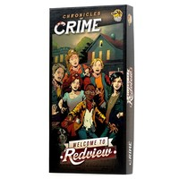 CHRONICLES OF CRIME: WELCOME TO REDVIEW