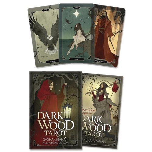 LLEWELLYN WORLDWIDE DARK WOOD TAROT