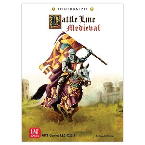 GMT Games BATTLE LINE: MEDIEVAL EDITION