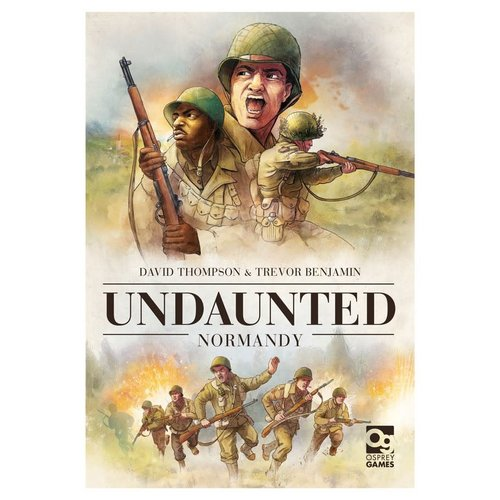 Osprey Publishing UNDAUNTED: NORMANDY