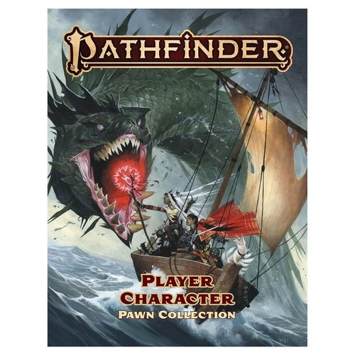 Paizo Publishing PATHFINDER 2ND EDITION: PAWNS - PLAYER CHARACTER COLLECTION