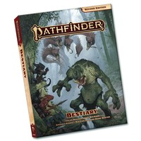 PATHFINDER 2ND EDITION: BESTIARY - POCKET EDITION