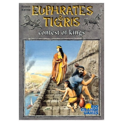 Rio Grande Games EUPHRATES & TIGRIS: THE CARD GAME