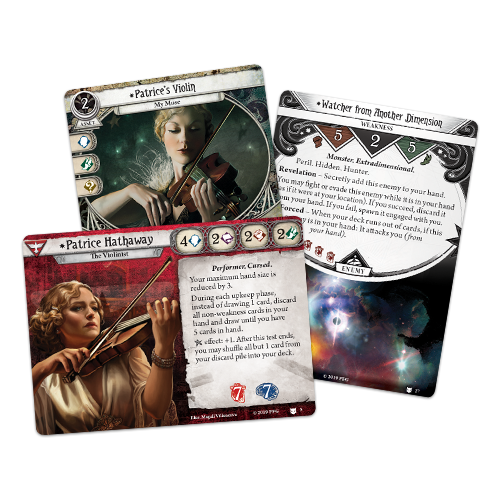 Fantasy Flight Games ARKHAM HORROR LCG: THE DREAM-EATERS EXPANSION