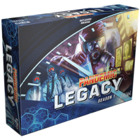 PANDEMIC: LEGACY SEASON 1 - BLUE EDITION
