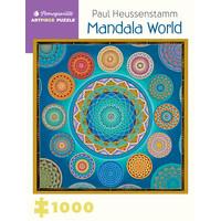 PM1000 HEUSSENSTAMM - MANDALA WORLD