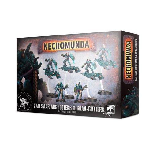 Games Workshop NECROMUNDA: ARCHEOTEKS & SKY-CUTTERS