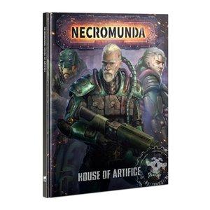 Games Workshop NECROMUNDA: HOUSE OF ARTIFICE