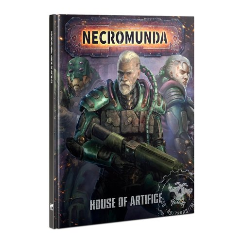 Games Workshop NECROMUNDA: HOUSE OF ARTIFICE