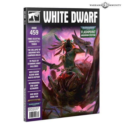 Games Workshop WHITE DWARF 459