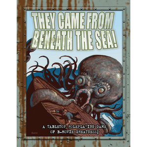 Onyx Path Publishing THEY CAME FROM BENETH THE SEA!