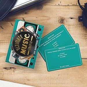 Gift Republic TRIVIA- ULTIMATE MUSIC