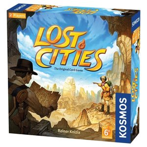 Thames & Kosmos LOST CITIES