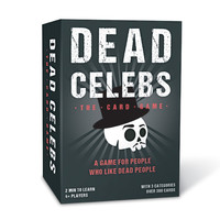 DEAD CELEBS - THE CARD GAME