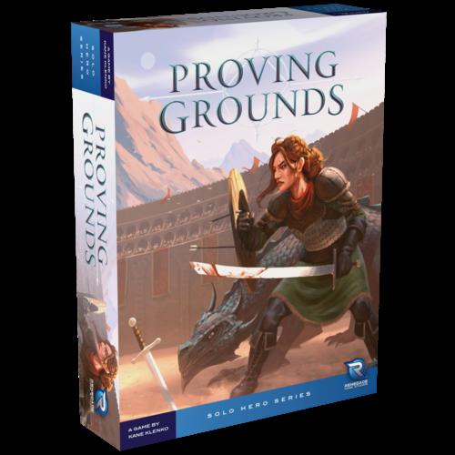 Renegade Games Studios PROVING GROUNDS