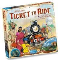TICKET TO RIDE: INDIA MAPS COLLECTION 2