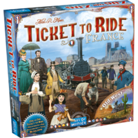 TICKET TO RIDE: FRANCE & OLD WEST MAP COLLECTION 6