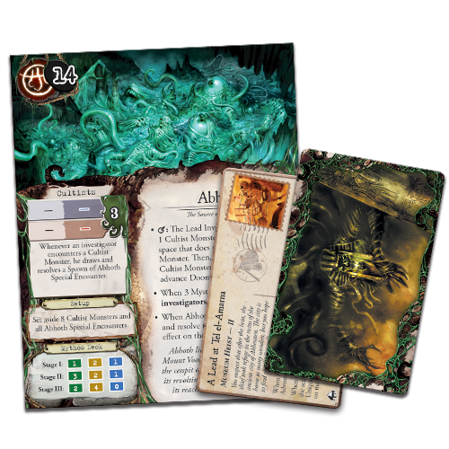 Fantasy Flight Games ELDRITCH HORROR: UNDER THE PYRAMIDS