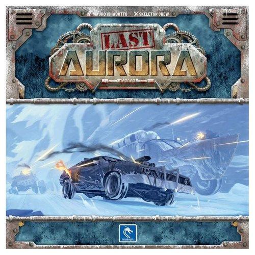 Ares Games LAST AURORA