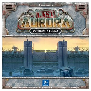 Ares Games LAST AURORA: PROJECT ATHENA