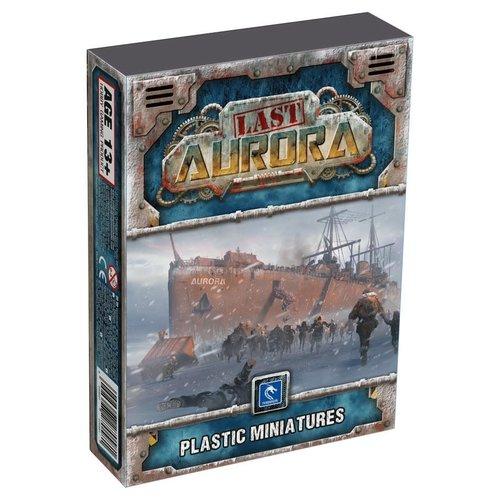 Ares Games LAST AURORA: PLASTIC MINIATURES