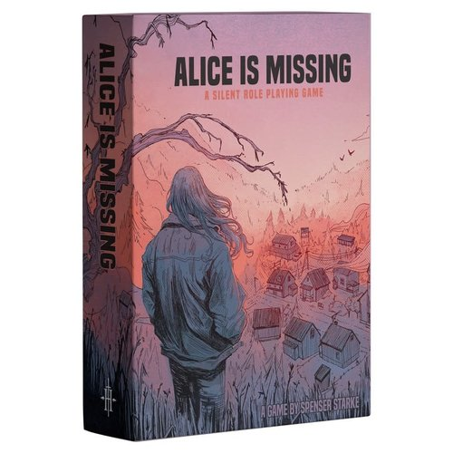 Renegade Games Studios ALICE IS MISSING