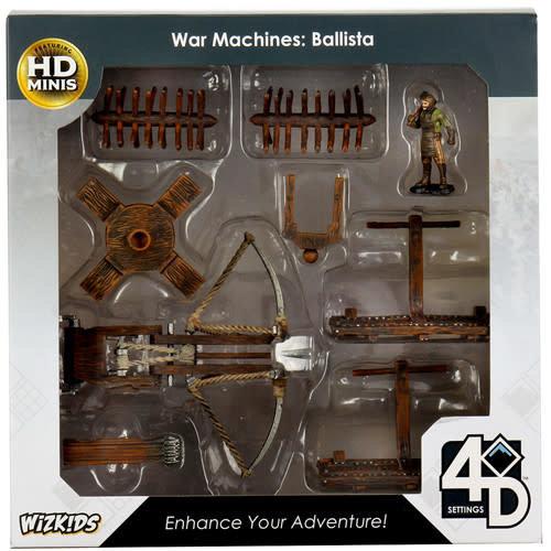Wizkids MINIS: 4D SETTINGS: WAR MACHINES - BALLISTA
