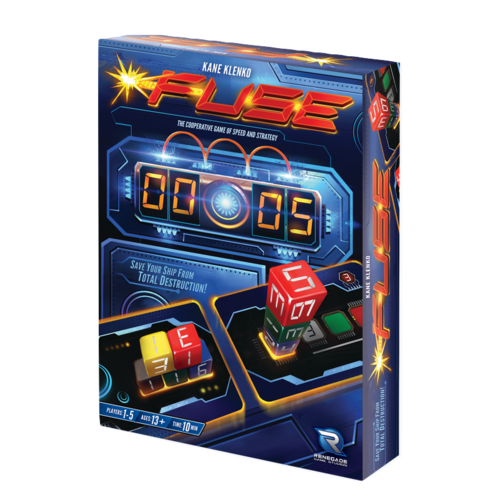 Renegade Games Studios FUSE