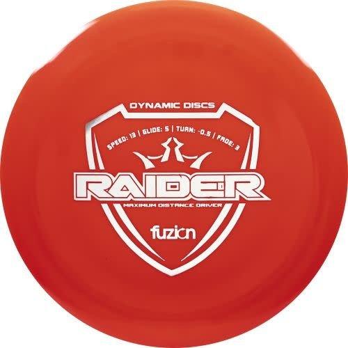 Dynamic Discs RAIDER FUZION 173-176