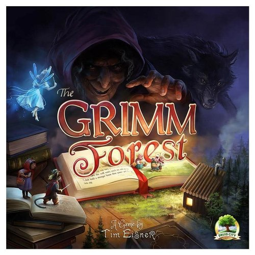 Skybound Entertainment GRIMM FOREST