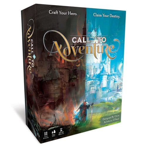 Brotherwise Games CALL TO ADVENTURE