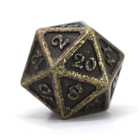 DIRE D20 MYTHICA DARK GOLD