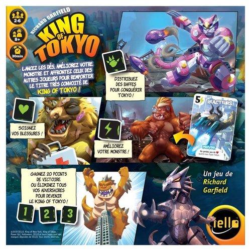 Iello KING OF TOKYO