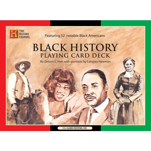 US GAMES SYSTEMS BLACK HISTORY