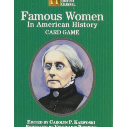 US GAMES SYSTEMS FAMOUS WOMEN IN AMERICA