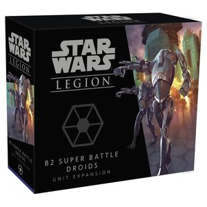 Fantasy Flight Games STAR WARS: LEGION - B2 SUPER BATTLE DROIDS UNIT