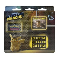 POKEMON TCG - DETECTIVE PIKACHU CASE FILE