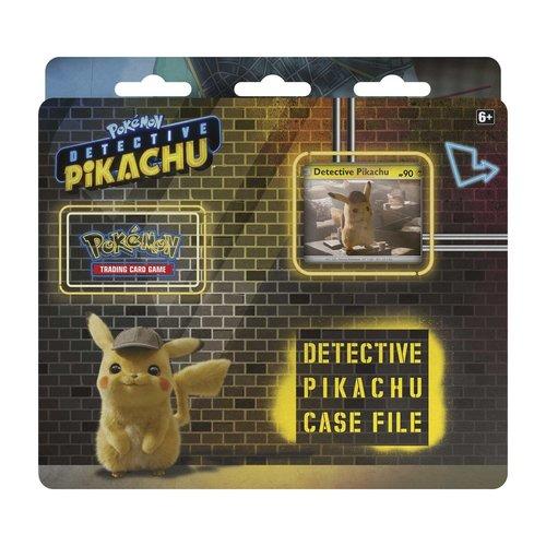 Pokemon USA POKEMON TCG - DETECTIVE PIKACHU CASE FILE